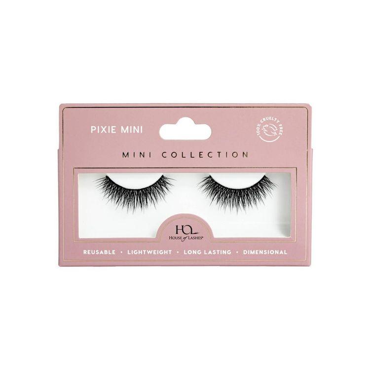 House of lashes Pixie Mini False Eyelashes - 1ea