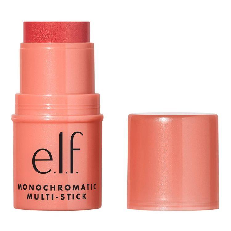 e.l.f. Monochromatic Multi Stick - Glimmering Guava - 0.155oz