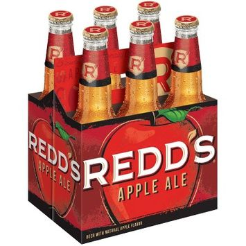 Redd's Apple Ale Beer - 6pk/12 fl oz Bottles