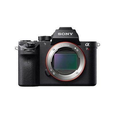 Sony a7R II Alpha Full Frame Mirrorless Digital Camera Body