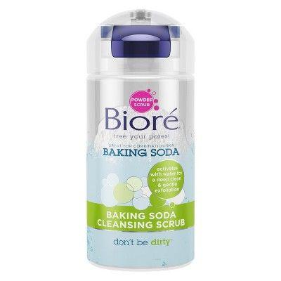 Biore Baking Soda Cleansing Scrub - 4.5 oz