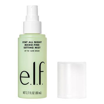 e.l.f. Stay All Night Micro-Fine Setting Mist - 2.7 fl oz