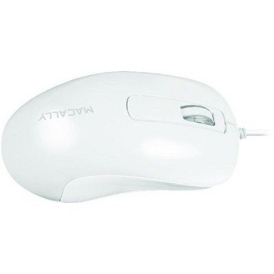 Optical Computer Mouse 3 Button Scroll Mice Wired USB Laptop Desktop PC Cat