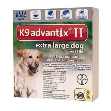 Bayer Animal K9 Advantix® II