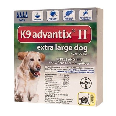 Bayer Animal K9 Advantix® II