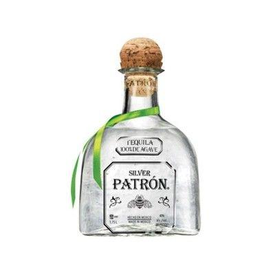 Patrón Silver Tequila - 1.75L Bottle