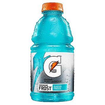 Gatorade Frost Glacier Freeze Sports Drink - 32 fl oz Bottle