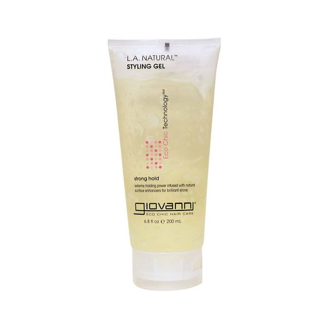 L.A. Natural Styling Gel Strong Hold
