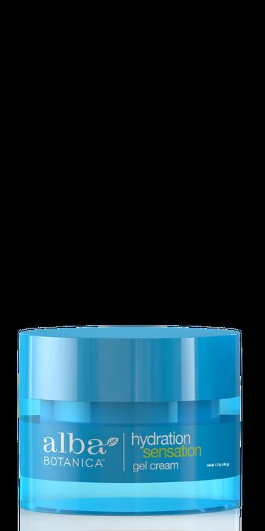 Alba Botanica Hydration Sensation Gel Cream