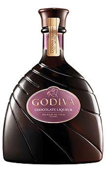 GODIVA® Milk Chocolate Liqueur