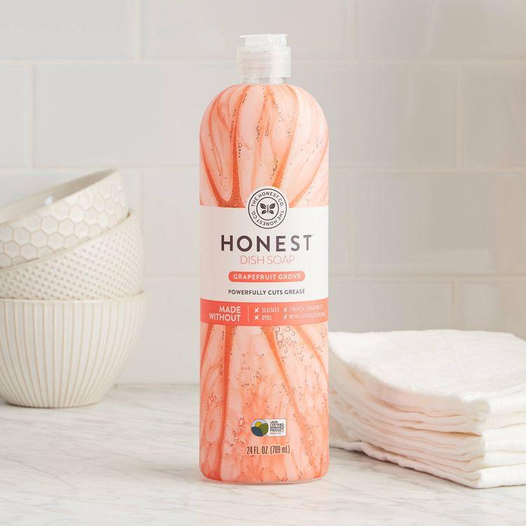 Honest Dish Soap - Grapefruit Grove