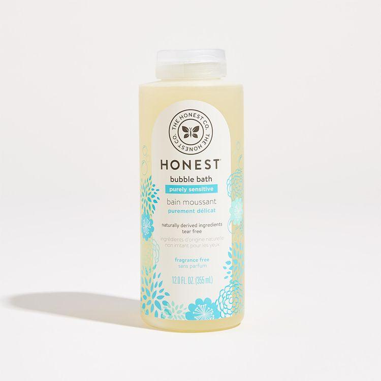 Honest Bubble Bath, Purely Sensitive
