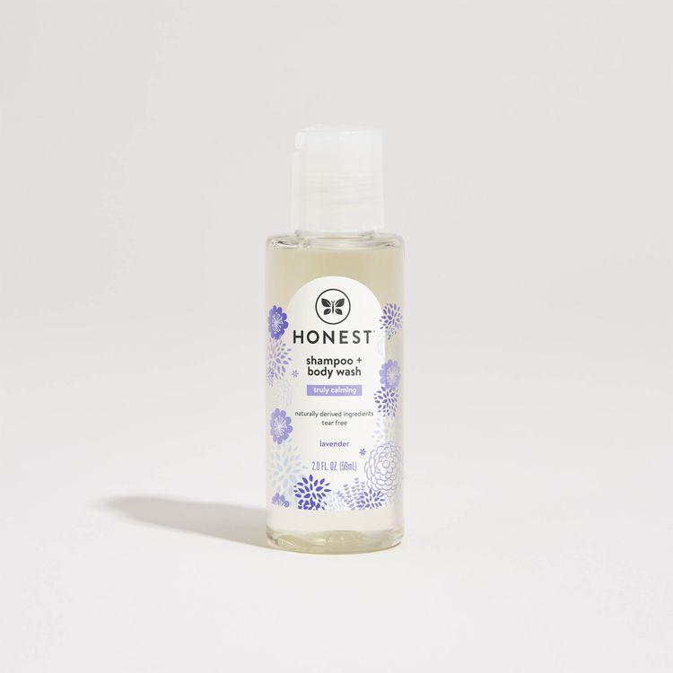 Honest Shampoo + Body Wash, Truly Calming
