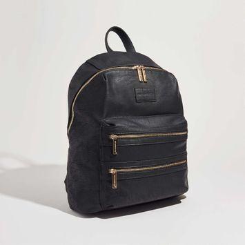 Honest Honest City Backpack - Black
