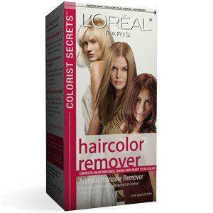 L'Oreal Paris Haircolor Remover