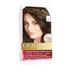 Créme Permanent Triple Protection Hair Color