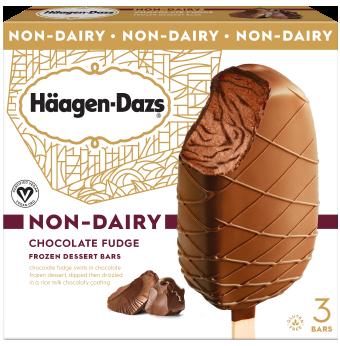 Haagen-Dazs Chocolate Fudge Non-Dairy Bar