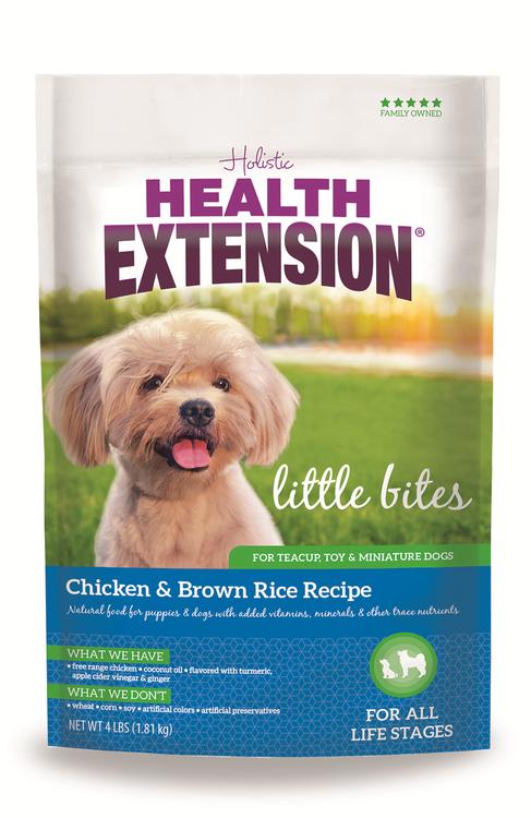 Holistic Health Extension Little Bites