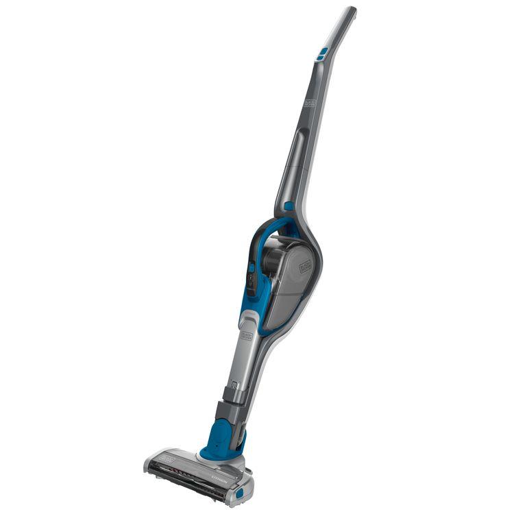 Black & Decker Cordless Lithium 2-IN-1 Stick Vacuum (Deep Ocean Blue)