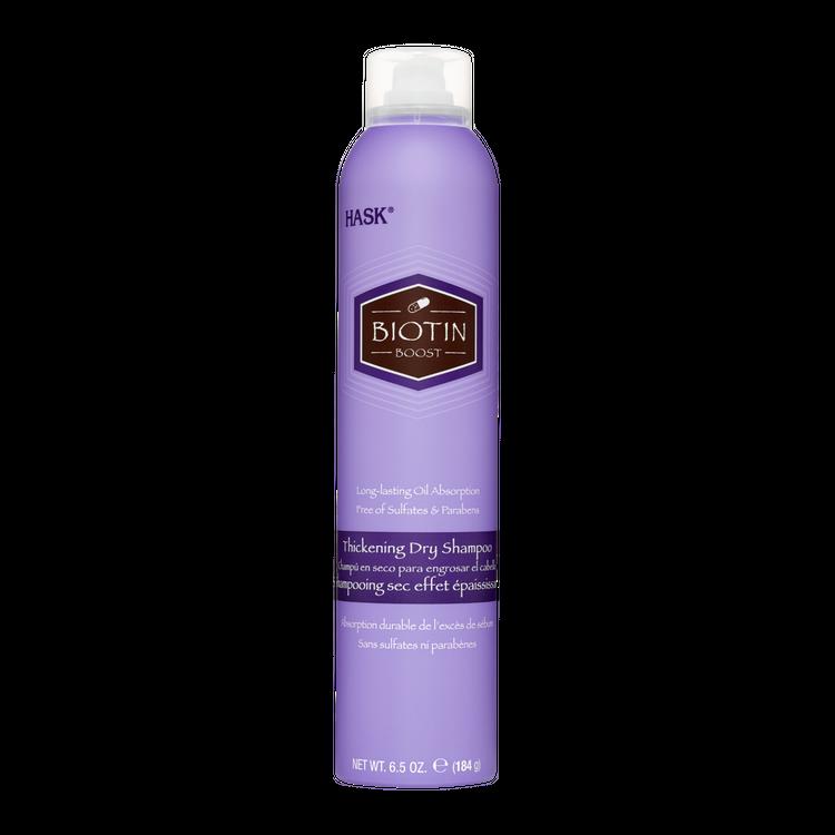 Hask Biotin Boost Thickening Dry Shampoo