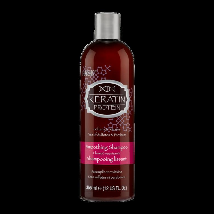 Hask Shampoo, Smoothing, Keratin Protein