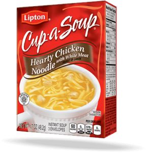 Lipton Kitchens Hearty Chicken Noodle with White Meat