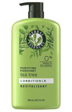 Herbal Essences Purifying Conditioner, Tea Tree
