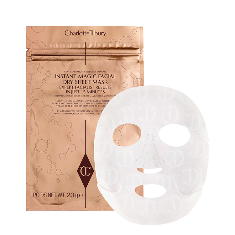 Charlotte Tilbury Revolutionary Instant Magic Facial Dry Sheet Mask - Single Mask