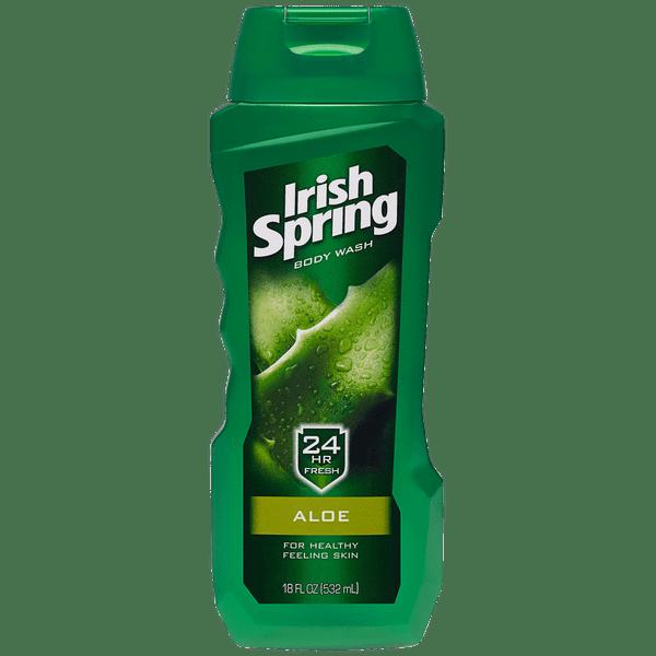 Irish Spring® Aloe Body Wash