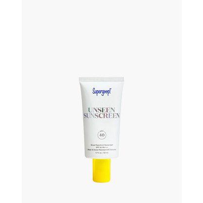 Madewell Supergoop!® Unseen Sunscreen