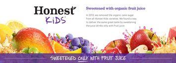 Honest Kids® Organic Juice Drinks