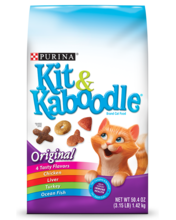 Kit & Kaboodle Original Dry Cat Food