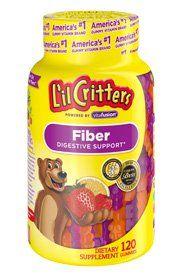 L'Il Critters® Fiber Gummy Bears