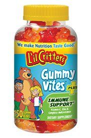 L'Il Critters® Gummy Vites™ Plus Immune Support