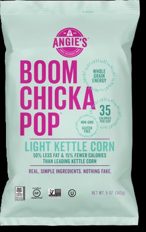Boomchickapop Lightly Sweet Kettle Corn