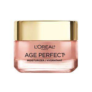 L'Oreal Paris Rosy Tone Moisturizer for Mature, Dull Skin