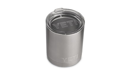 Yeti Rambler 10 oz Lowball with Standard Lid