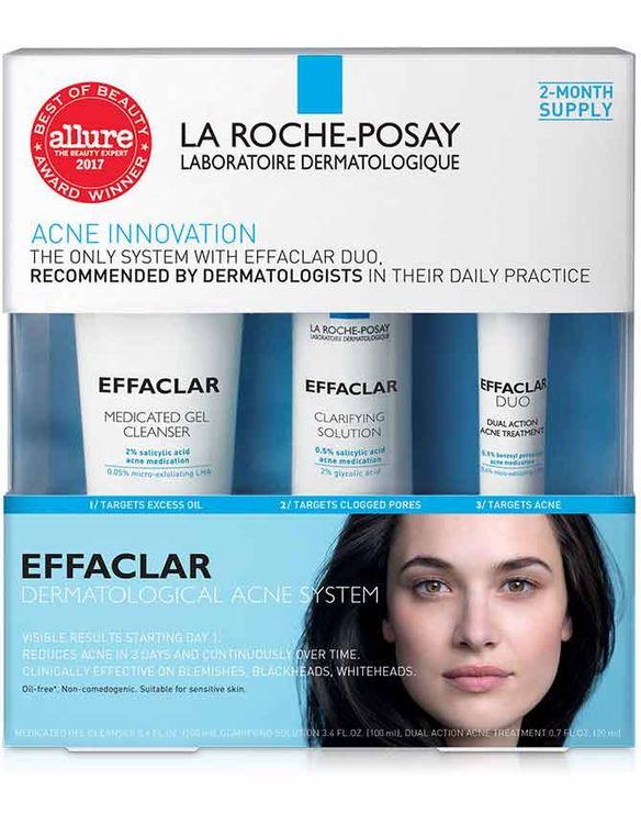 La Roche-Posay Effaclar Acne Treatment System