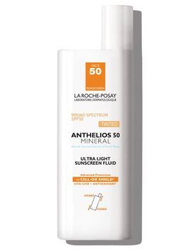 La Roche-Posay Anthelios Mineral Tinted Sunscreen for Face SPF 50