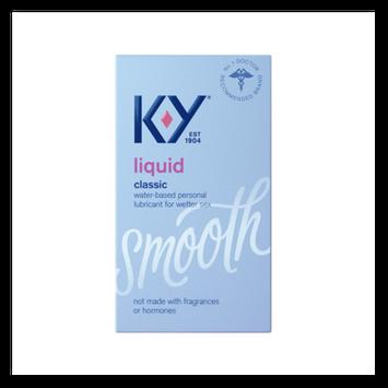 K-Y Liquid Water Based Personal Lube