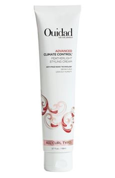 Ouidad Advanced Climate Control Featherlight Styling Cream, Size 6 oz