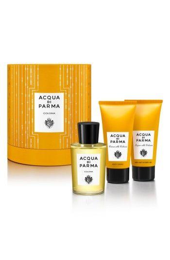 Acqua di Parma Colonia 100ml Eau de Cologne Fragrance Gift Set