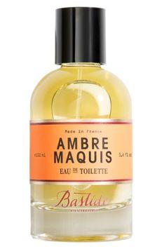 Bastide Ambre Maquis Eau De Toilette
