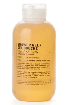 Le Labo Shower Gel Mandarin