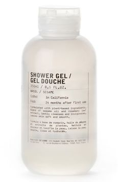 Le Labo Shower Gel Basil