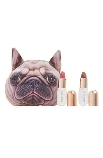 Winky Lux Pug Lip Kit - No Color