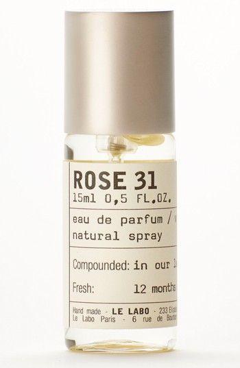 Le Labo Rose 31 Eau De Parfum Natural Spray (Nordstrom Exclusive)