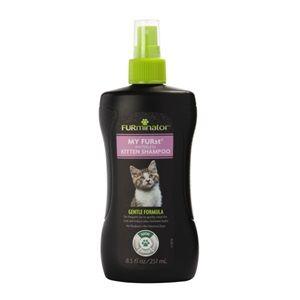 Furminator My FURst Waterless Kitten Shampoo Spray