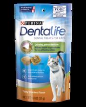 Purina DentaLife Chicken Cat Dental Treats