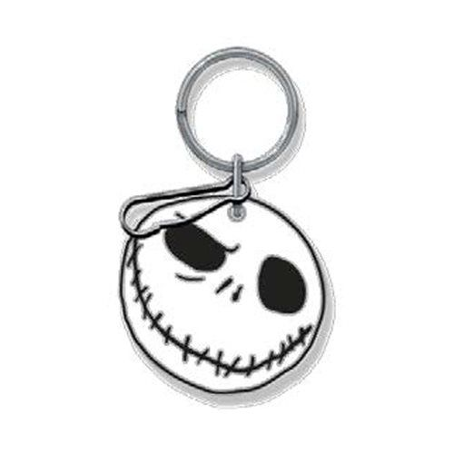 Nightmare Before Christmas Jack Metal Keychain